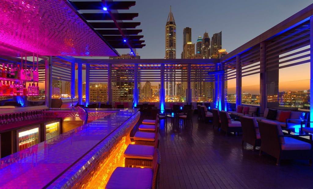 Tamanya Terrace Ladies Night Dubai