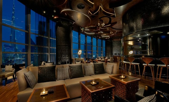 Mint Leaf of London Ladies Night Dubai