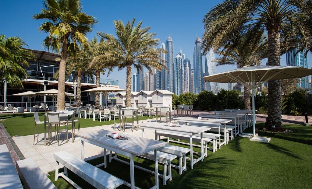 Zero Gravity Ladies Night Dubai