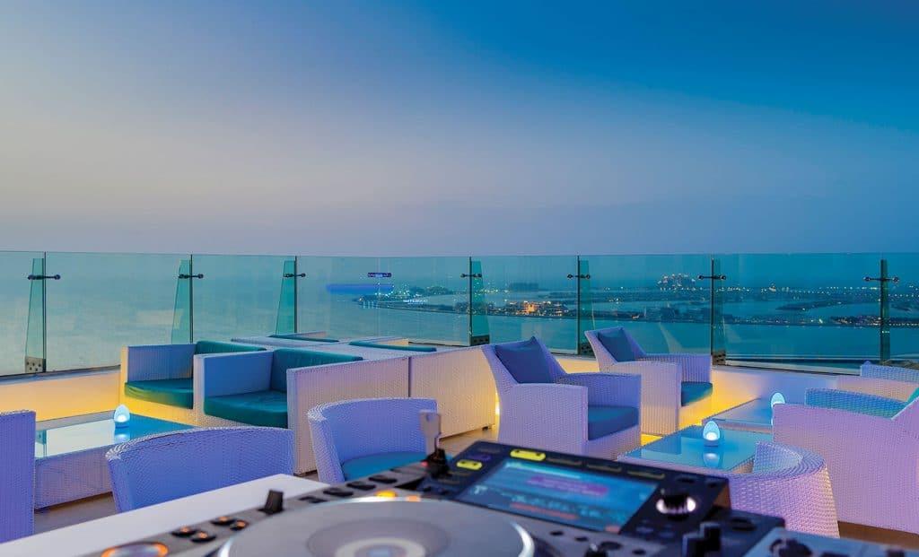 Pure Sky Lounge Ladies Night Dubai