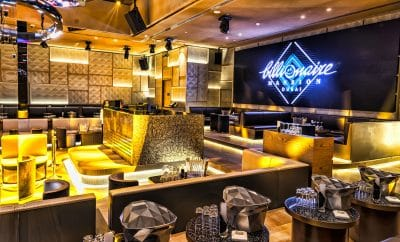 Billionaire Mansion Ladies Night Dubai