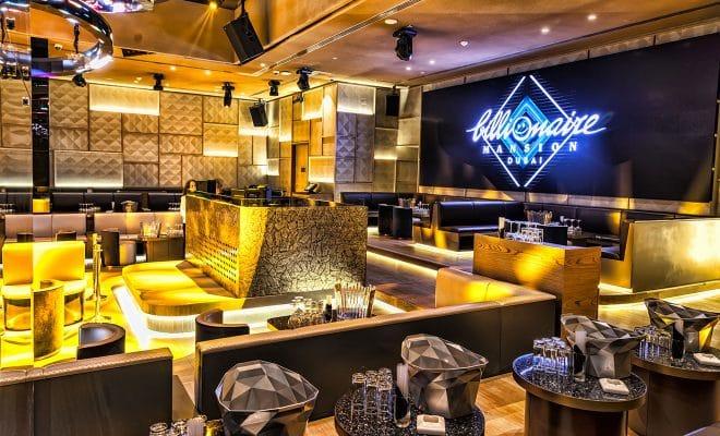 Billionaire Mansion Ladies Night Dubai