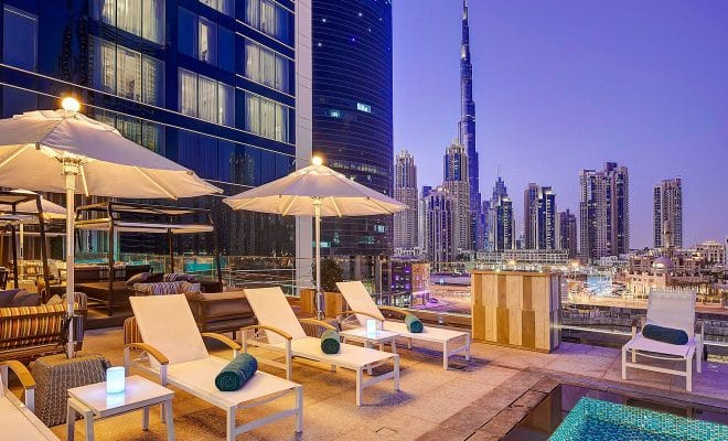 Swim and Tonic Ladies Night Dubai