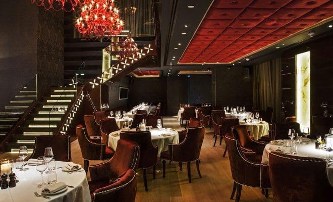 Sass Cafe Ladies Night Dubai