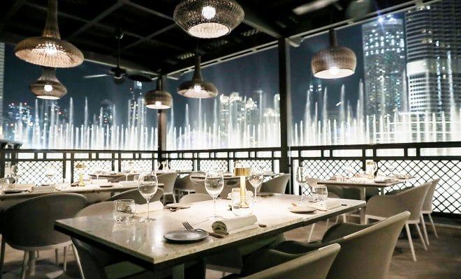 Atlantic Ladies Night Dubai