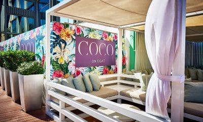 Coco on 8 Ladies Night Dubai