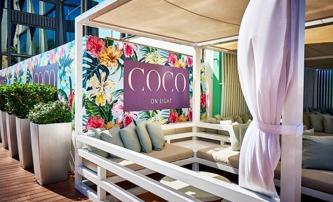 Coco on 8 Ladies Night Dubai