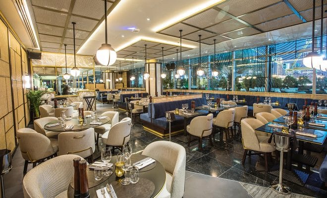 Beef Bar Ladies Night Dubai