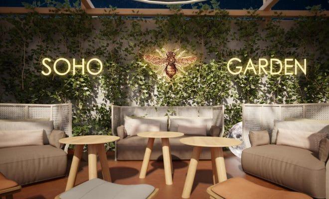 Soho Garden Ladies Night Dubai