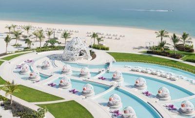 Wet Deck Ladies Night Dubai