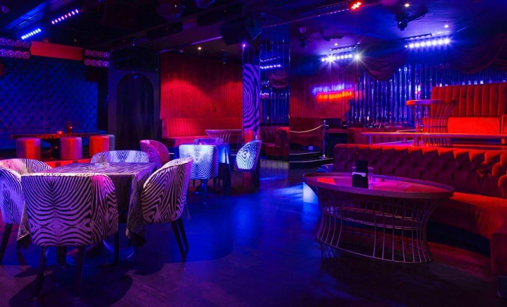 Anonymous Lounge Ladies Night Dubai