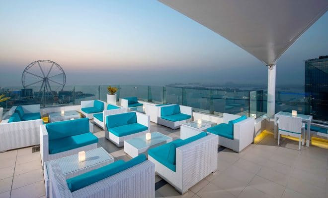 Pure Sky Lounge Ladies Night Dubai