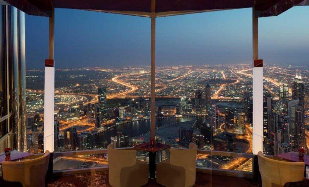 Atmosphere Ladies Night Dubai