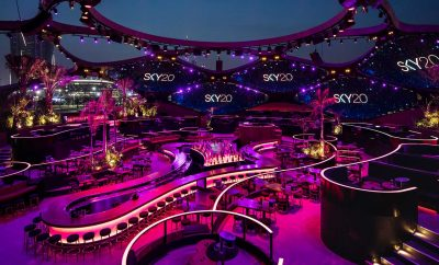 Sky2.0 Ladies Night Dubai